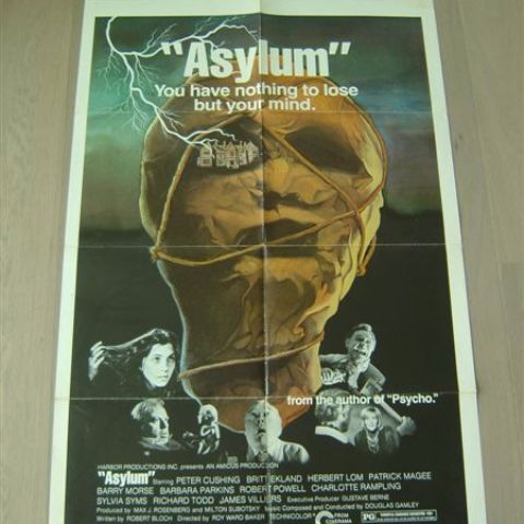 'Asylum' (director Roy Ward Baker)