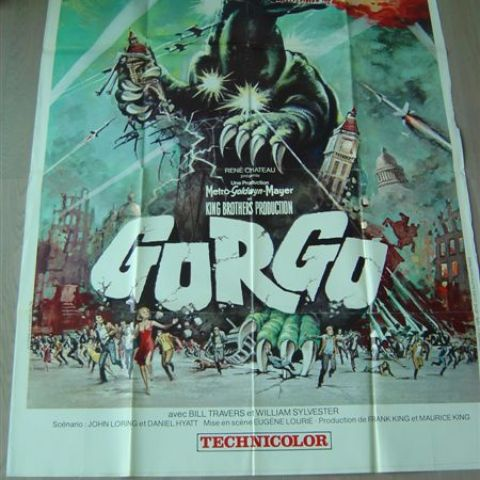 'Gorgo' 1976 120-160 (French)